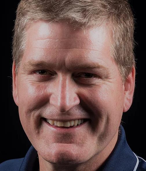 Headshot of Tony Healy, BA - VICA Instructor